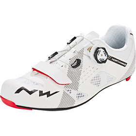 Northwave Storm Carbon Shoes Herre white